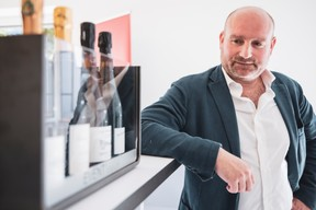 Sébastien Rouillaux, cofondateur de Craft & Compagnie. ((Photo: Patricia Pitsch / Maison Moderne))