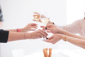 Le champagne «d'auteur», synonyme d'excellence autant que d'élégance. ((Photo: Patricia Pitsch / Maison Moderne))