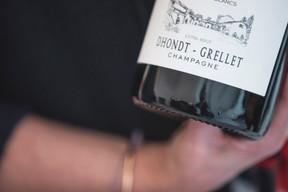 Les Terres Fines, du jeune viticulteur Dhondt-Grellet ((Photo: Patricia Pitsch / Maison Moderne))