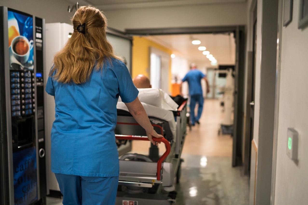 Les hôpitaux se préparent à faire face à une éventuelle vague de patients présentant des complications du Covid-19. (Photo: Sven Becker/archives Maison Moderne)