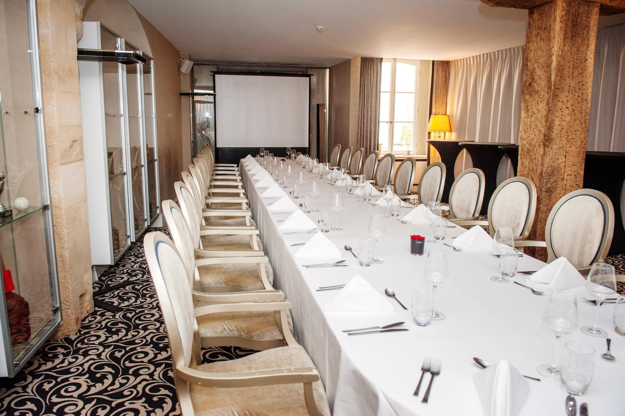 Dans les hôtels d'affaires luxembourgeois, les salles de banquet et de réunion se sont vidées. (Photo: LaLa La Photo)