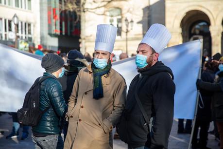 Le secteur est contraint de rester fermé depuis le 26 novembre2020. (Photo: Romain Gamba/Maison Moderne)