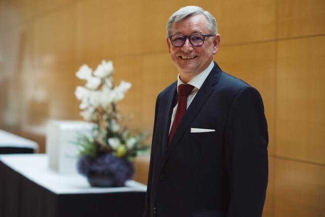 François Koepp, secrétaire général de l'Horesca. (Photos: archives / Sébastien Goossens)