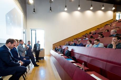 339 projets impliquant des participants luxembourgeois ont été retenus, pour un montant de 124,33 millions d'euros accordés par la Commission européenne au cours de la période qui s'est terminée. (Photo: Marie De Decker)