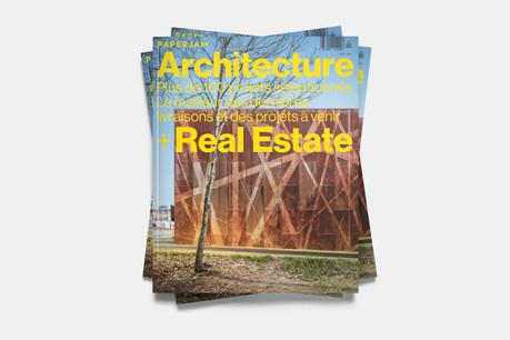 Le nouveau hors-série «Paperjam Architecture + Real Estate» est à découvrir à partir du 12 novembre. (Photo: Maison Moderne)