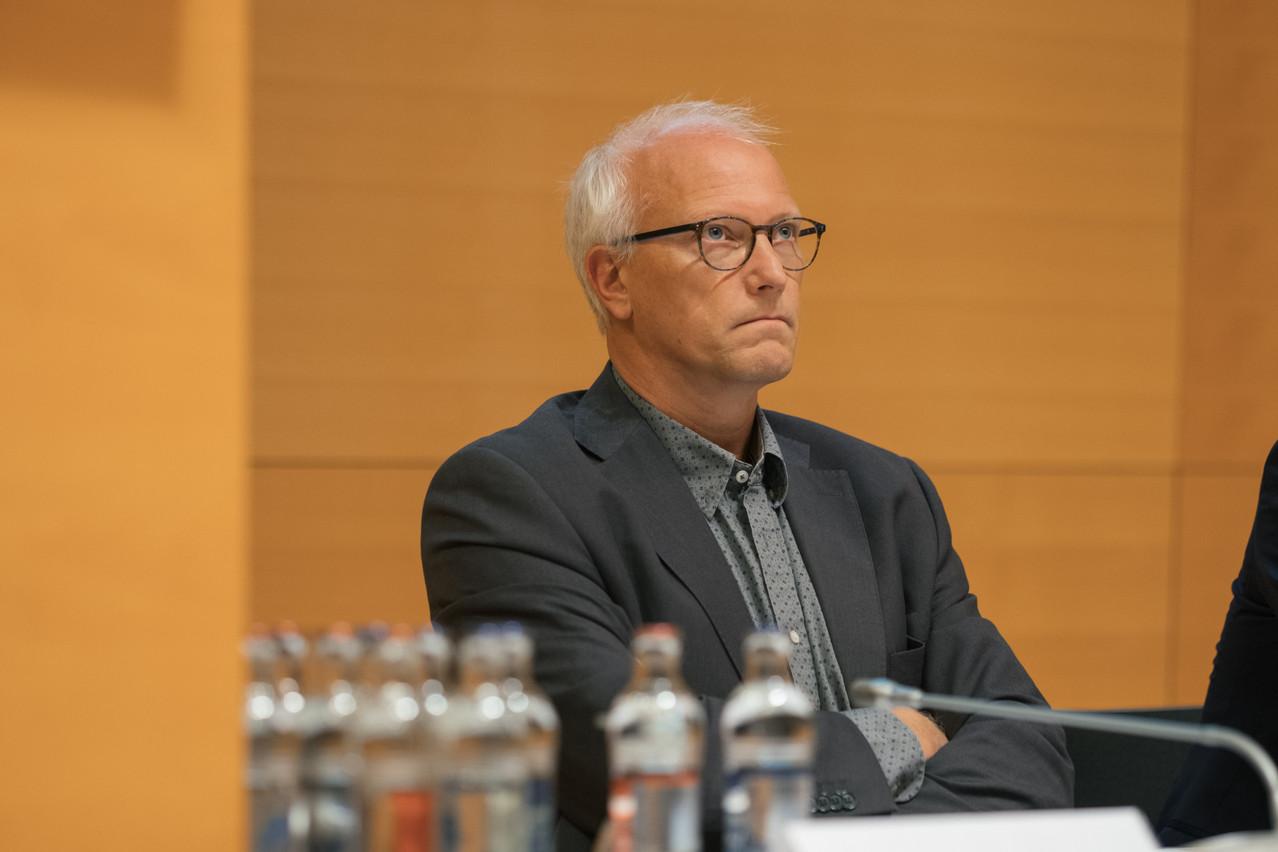 ThierryHoscheit et les autres membres du conseil d'administration de l'Alia aimeraient lancer un grand débat sur l'audiovisuel au Luxembourg. (Photo : Sebastien Goossens/Archives Maison Moderne)
