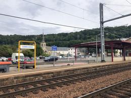 L'Hostellerie du Grünewald se trouve seulement à quelques pas de la gare de Dommeldange. ((Photo: Paperjam.lu))
