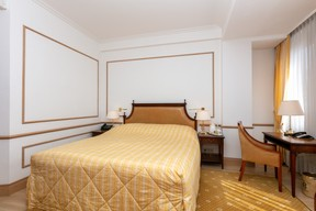 Le statut d'hôtel familial permet de faire des investissements à plus long terme, selon Carlo Cravat. ((Photo: Romain Gamba/Maison Moderne))