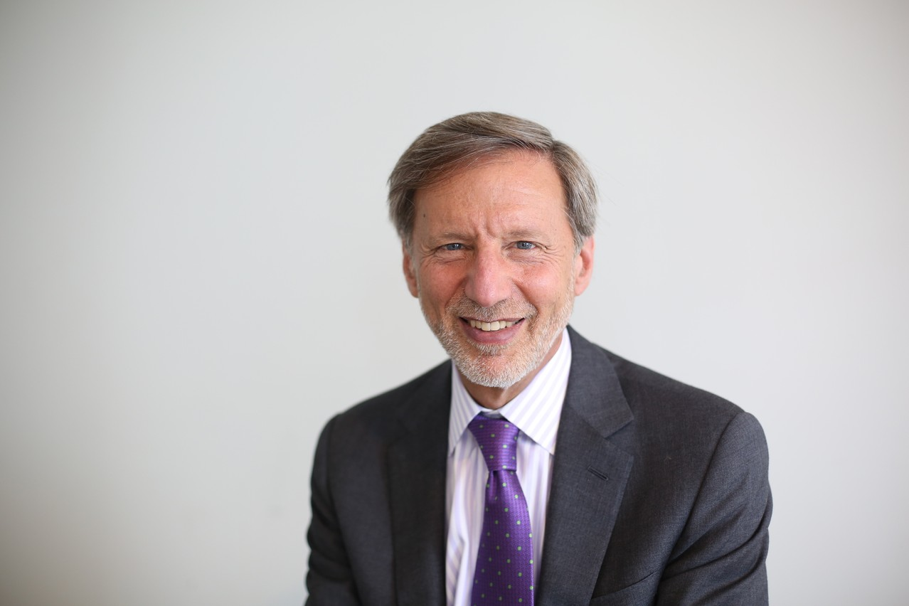 Peter Kraus, chairman and CEO d'Aperture Investors. (Photo: Aperture Investors)