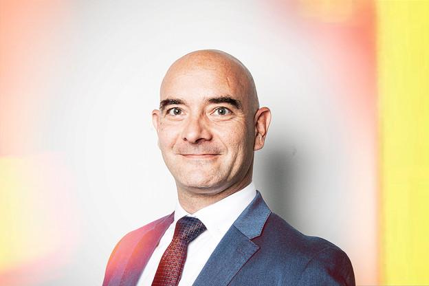 Thomas Koch - Associate Partner at EY Luxembourg Crédit : Maison Moderne