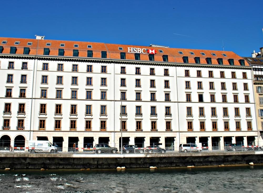 Le vaste dossier de fraude fiscale impliquant HSBC a été révélé par un employé de ses bureaux de Genève, où était centralisée l'opération. (Photo: Shutterstock)