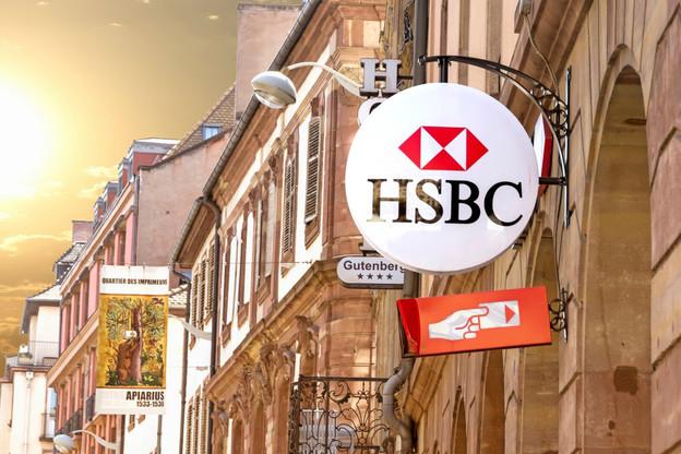 HSBC a fait le constat de son échec 20 ans après son implantation sur le sol français. (Photo: Shutterstock)