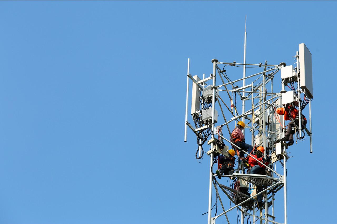 Soupçonné par les Américains de renseigner le gouvernement chinois, Huawei fait face à la méfiance des Européens au moment où ils lancent la 5G. (Photo: Shutterstock)