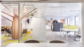Le Hub@Luxembourg dispose de 300m2 au sein de la House of Startups. ((Photo: Hub@Luxembourg))