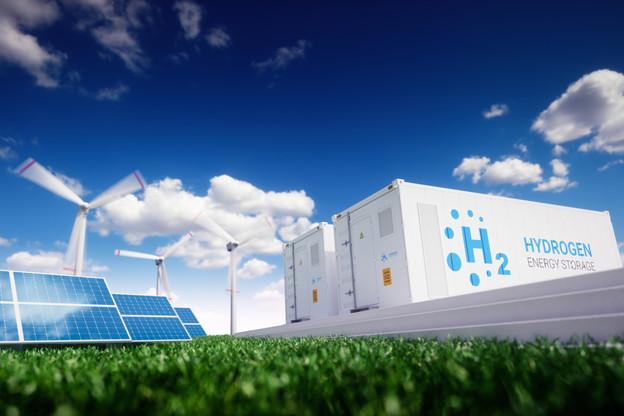 L'hydrogène du futur sera produit par électrolyse à partir de sources d'énergie durable. (Photo: Shutterstock)