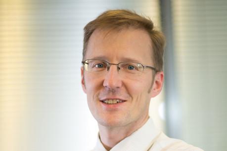 Henri Bertrand cherche un poste dans le risk management/analysis. (Photo: Johnny Fenn)