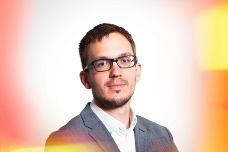 NicolasGriedlich, Partner | ArtificialIntelligence & Data – Deloitte. (Photo: Maison Moderne)