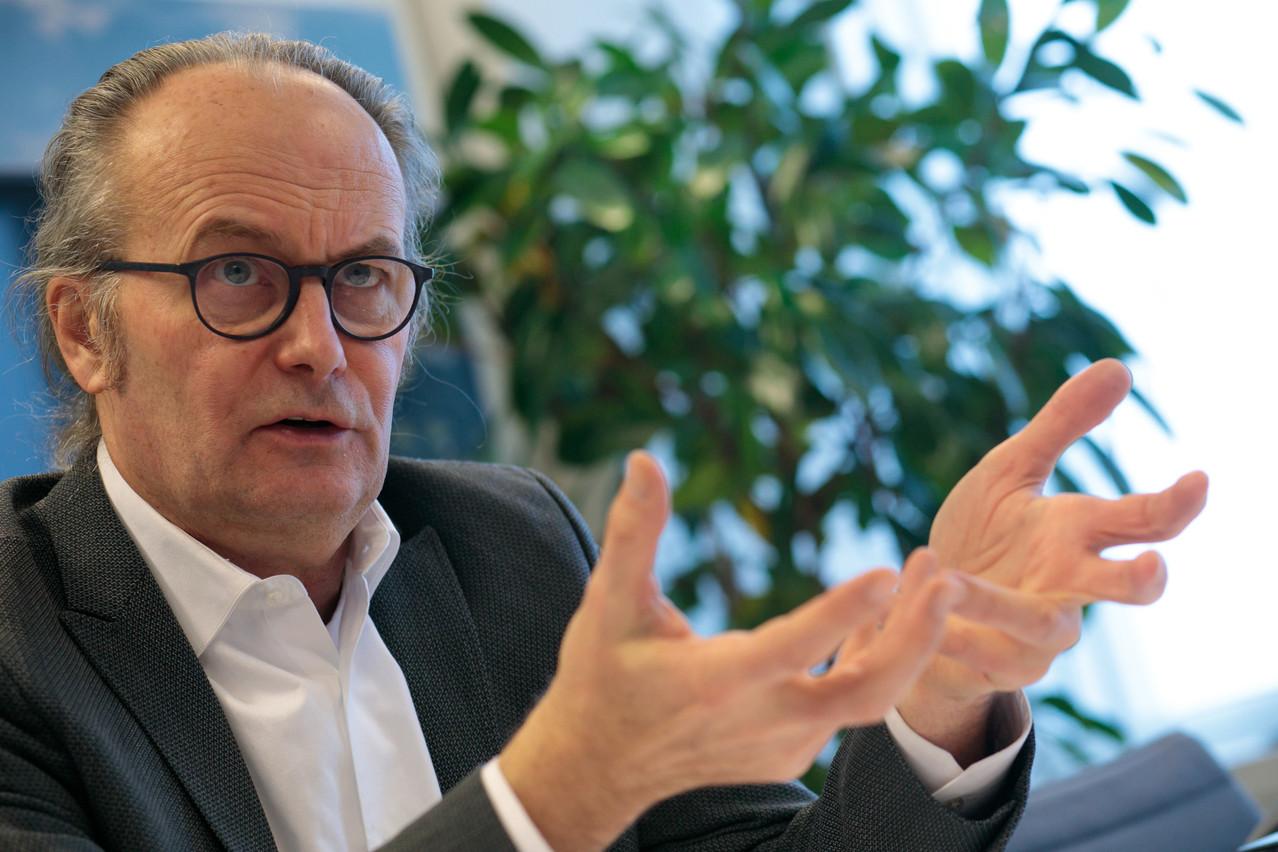 Claude Turmes explique les principes de l'IBA Alzette-Belval. (Photo: Matic Zorman)