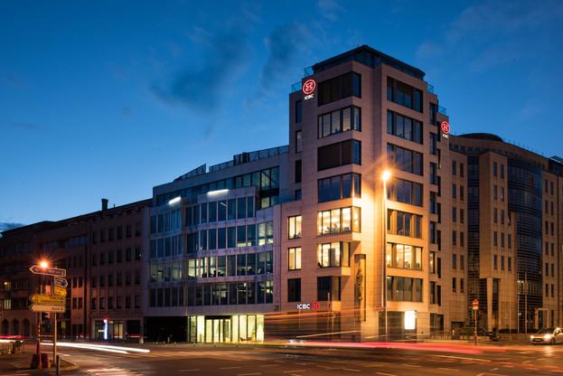 ICBC Luxembourg fait désormais partie des 26 trading members autorisés par le LuxSE. (Photo: Nader Ghavami)
