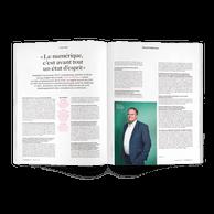 Interview avec Gérard Hoffmann, président honoraire d'ICT Luxembourg. ((Photo: Maison Moderne))