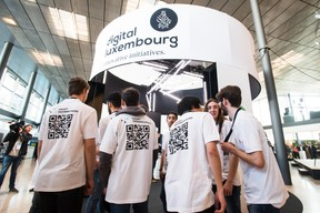 Stand Digital Luxembourg ((Photo: Nader Ghavami))