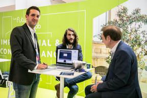 Stand du Lux Future Lab ((Photo: Edouard Olszewski))