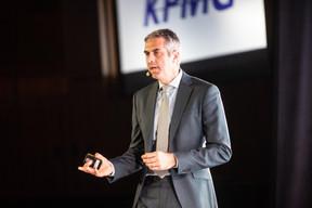 Maurice op het Veld Partner (KPMG Netherlands) ((Photo: Edouard Olszewski))