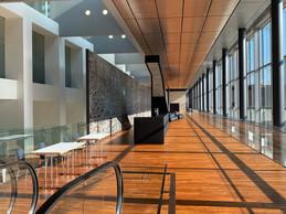 Pas d'espace VIP, où se discutent les contrats, se font les contacts entre orateurs et représentants de sociétés. ((Photo: Paperjam))