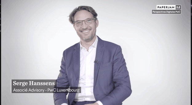 Serge Hanssens, Associé Advisory - PwC Luxembourg (Crédit: Maison Moderne)