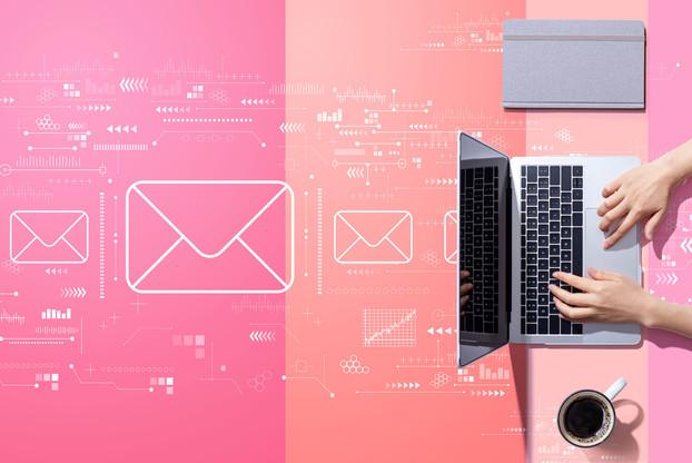 La nouvelle messagerie suisse ik.me est conçue comme l'anti-solution des Gafam, dont elle emprunte les codes sans spammer de publicité ou revendre des données personnelles. (Photo: Shutterstock)