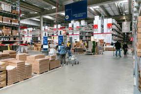 Sans dévoiler de chiffres, Ikea reconnaît que le point de vente d'Arlon est celui doté du panier moyen le plus élevé parmi les huit magasins belges de l'enseigne suédoise. ((Photo: Romain Gamba/Maison Moderne))