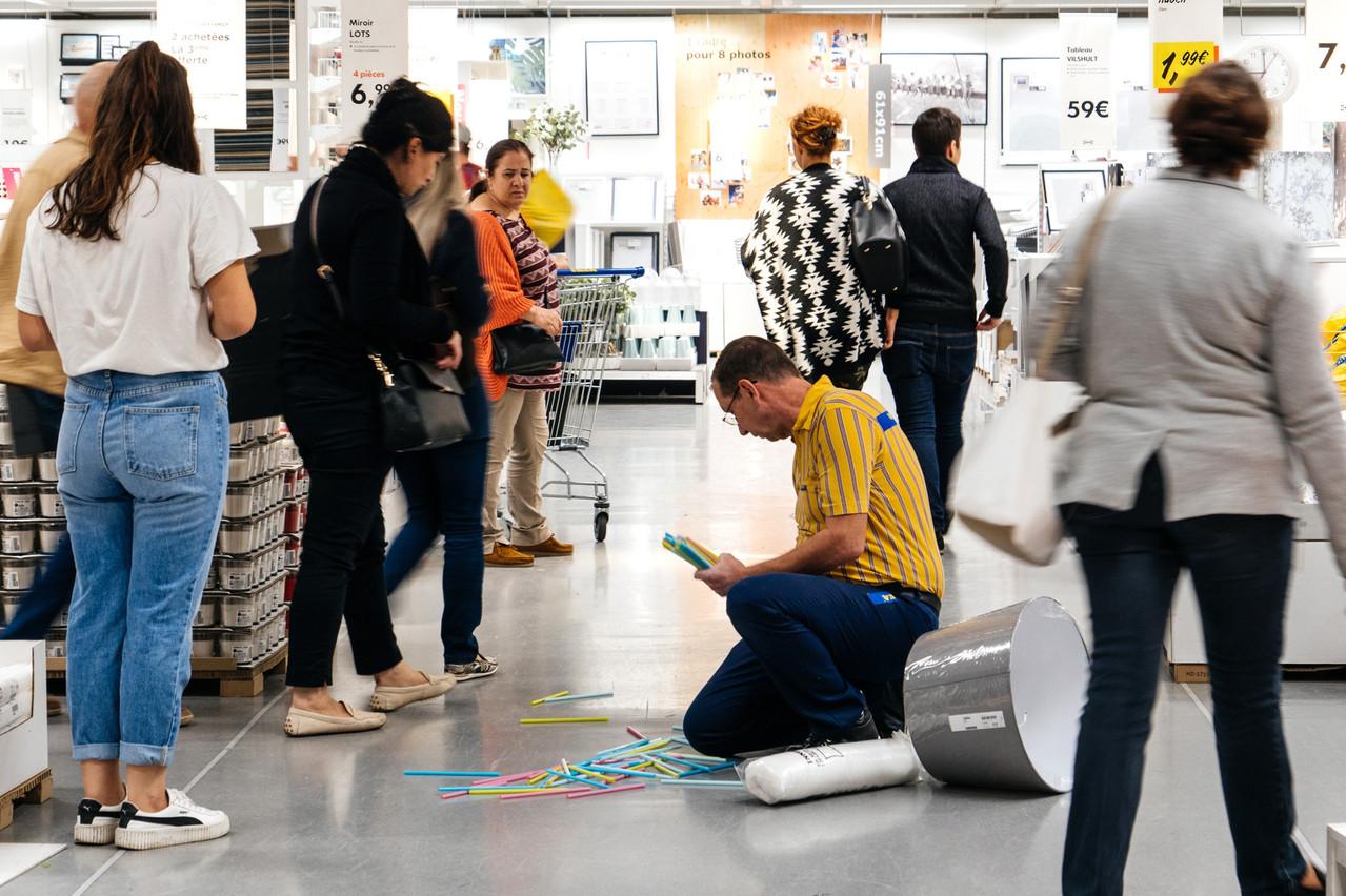 Ikea France se renseignait sur ses employés, leurs antécédents judiciaires, leur situation bancaire… (Photo: Shutterstock)