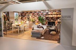 The new layouts are intended to be more immersive. (Photo: Ikea)