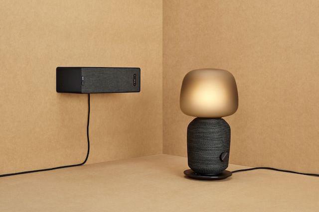 Éclairage intelligent ou son intelligent: autant d'initiatives déjà visibles à Ikea Sterpenich et qui entrent dans la nouvelle division du géant du meuble suédois. (Photo: Ikea)