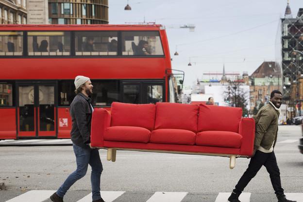 D'ici 2030, Ikea envisage de fabriquer tous ses produits à partir de matériaux recyclés et renouvelables. (Photo: Ikea)