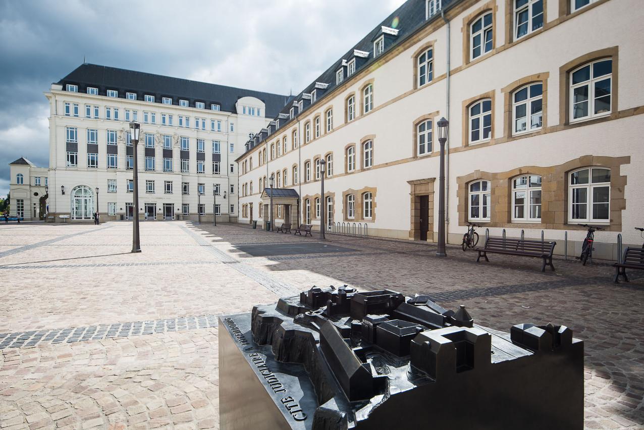 La justice a tranché et maintient le loyer de l'appartement de 90m², actuellement à 1.700 euros par mois, charges incluses. (Photo: Nader Ghavami/Paperjam)