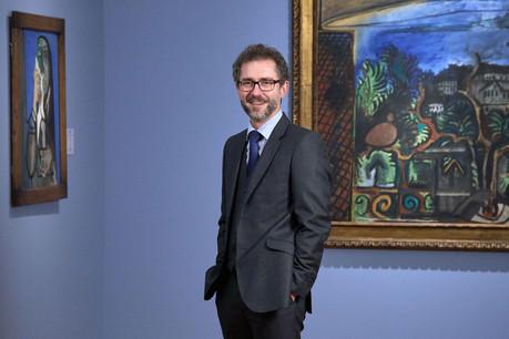Michel Polfer, directeur du Musée national d'Histoire et d'art (MNHA). (Photo: Eric Chenal)