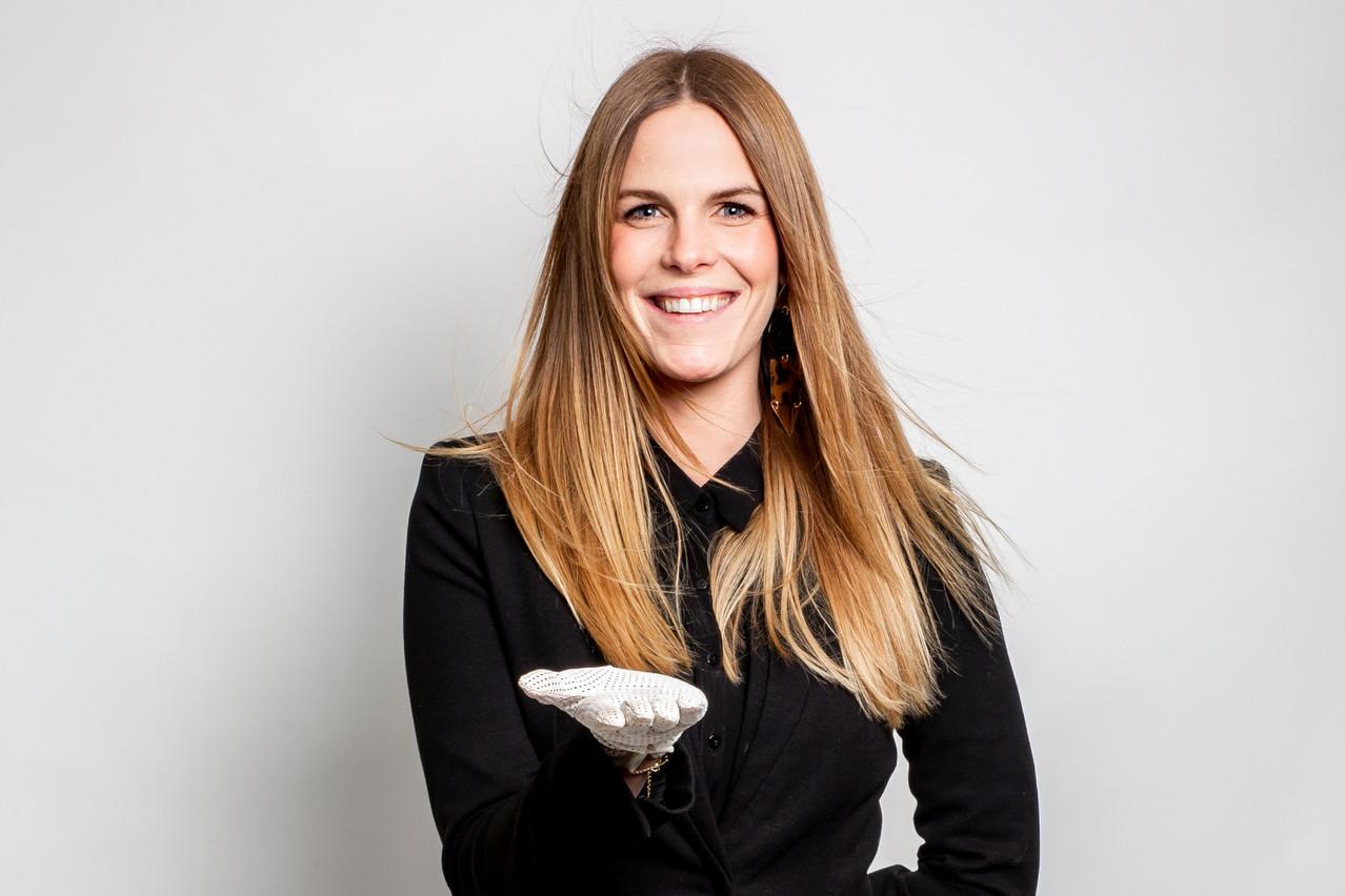 Pauline Goedert: «Le télétravail n'était pas une option pour moi puisque mon travail, c'est le 'terrain'.» (Photo: DR)