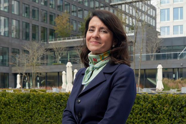 Béatrice Belorgey espère que la crise du Covid enclenchera la prise de conscience qu'il est temps désormais de passer à un développement plus durable. (Photo: Andrés Lejona/Maison Moderne)