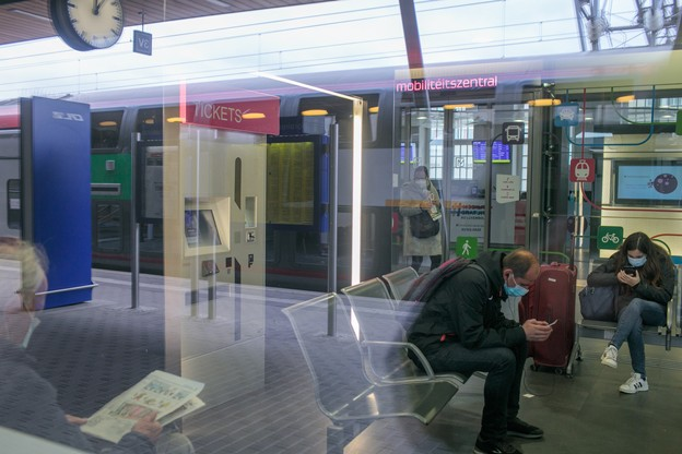 Le temps de déplacement moyen est plus long au Luxembourg par rapport à la moyenne européenne. (Photo: Matic Zorman / Maison Moderne)
