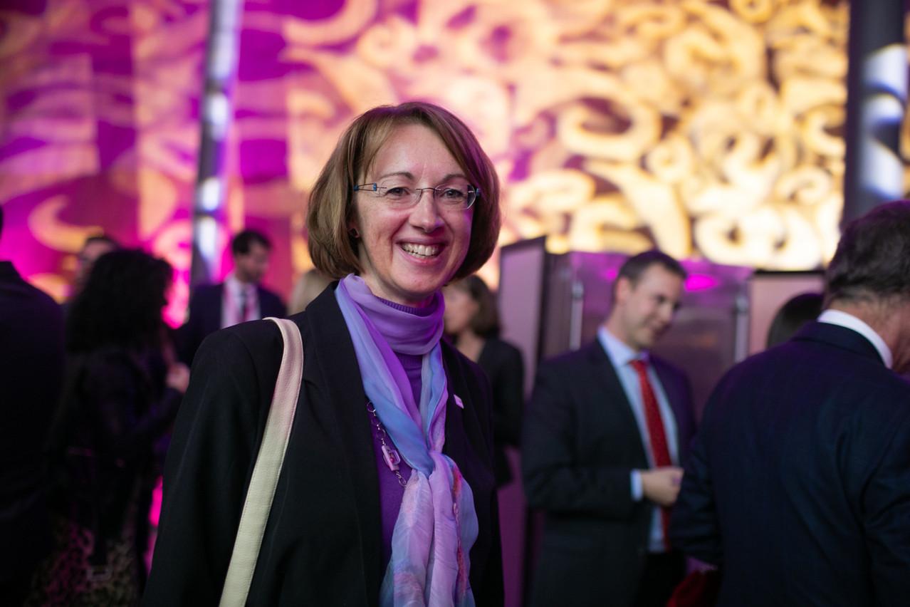 Pour Catherine Bourin, il faut réussir à «faire prendre conscience à tout citoyen de l'impact que peut avoir son argent sur la planète». (Photo: Matic Zorman/archives Paperjam)