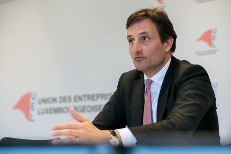 «Les plus vulnérables sont les plus petites entreprises», appuie Nicolas Buck. (Photo: Matic Zorman / archives Paperjam)