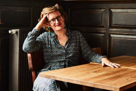 Isabelle Lentz: «Je fais en sorte de ne jamais avoir de regrets.» (Photo: Gaël Lesure)