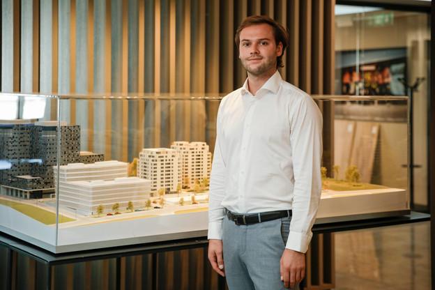 À 25 ans, Félix Giorgetti incarne la quatrième génération de l'entreprise familiale. (Photo: Romain Gamba / Maison Moderne)