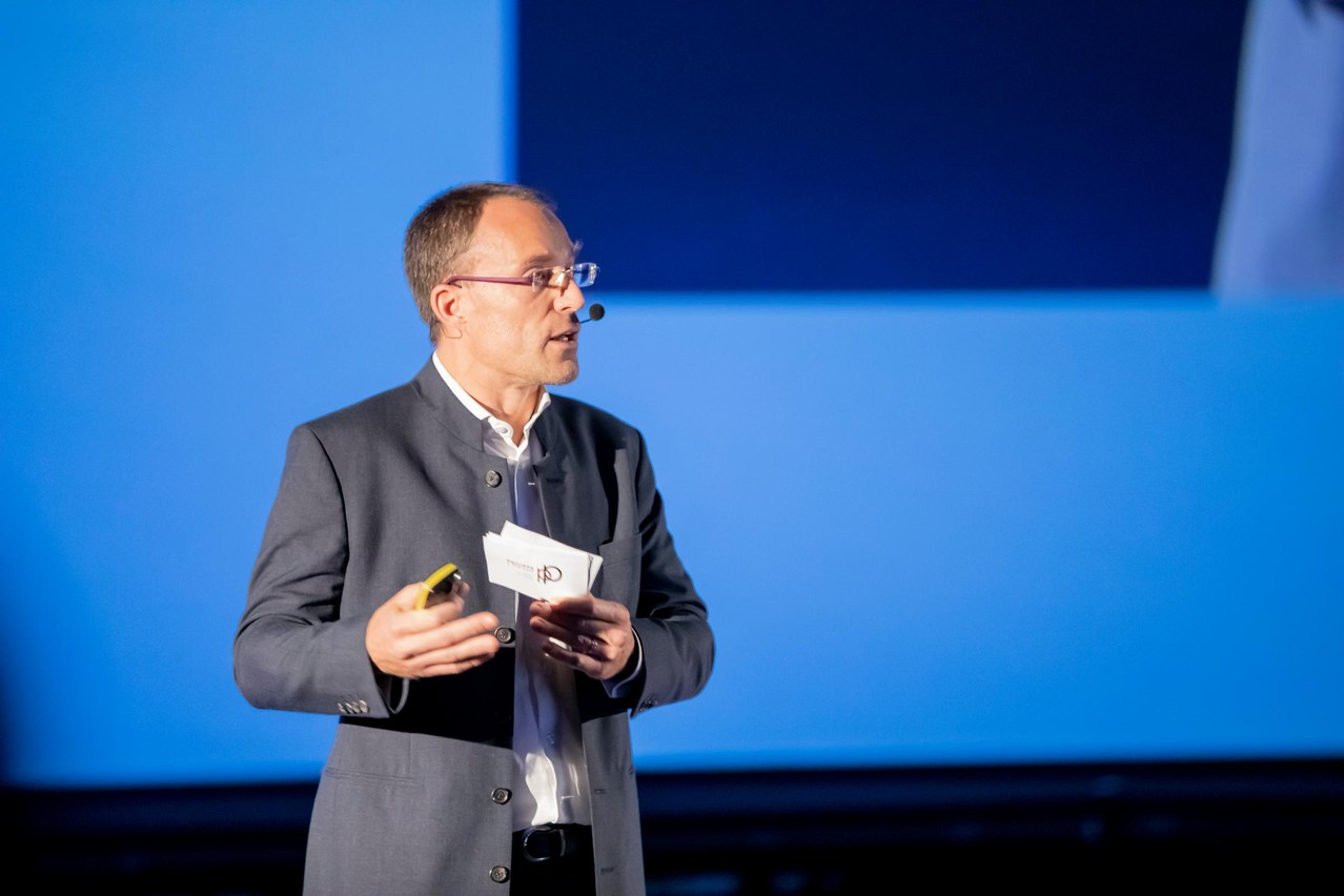Marc Gouden (Philippe & Partners) (Photo: Jan Hanrion et Patricia Pitsch/Maison Moderne)
