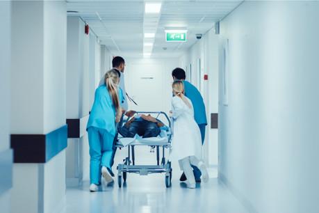 Marie, infirmière frontalière. (Photo: Shutterstock)