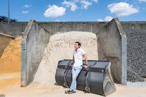 Le jeune entrepreneur perçoit le confinement comme unmarathon hors-piste. ((Photo: Nader Ghavami / Maison Moderne))