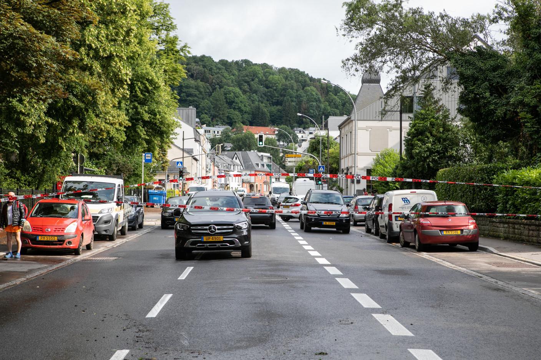 Rue de Beggen, Luxembourg-Beggen, 15 July 2021. Matic Zorman / Maison Moderne