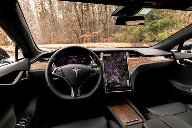 Les véhicules électriques représentent 4,3% des immatriculations fin septembre. (Photo: Patricia Pitsch / Maison Moderne)