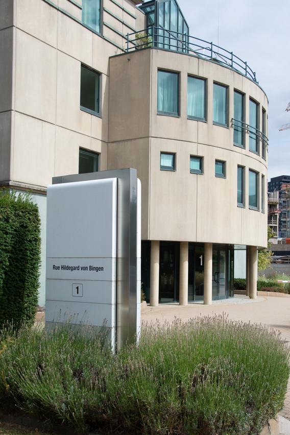 L'immeuble sera en travaux à la fin de l'année 2025. (Photo: Immobel Luxembourg)